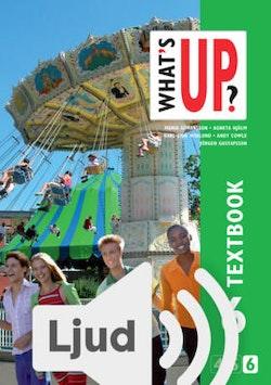 What's up, åk 6 (4-6) Lärarens ljudfiler online mp3-filer