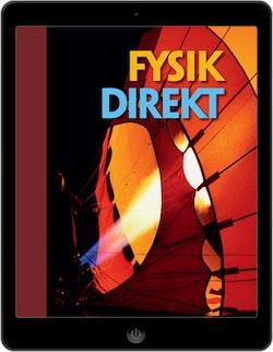 Fysik Direkt digital (elevlicens) 1 år