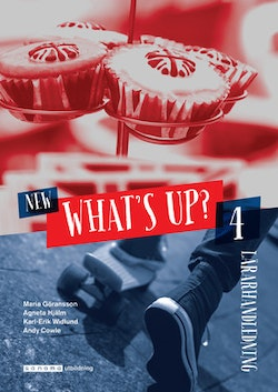 New What's up? 4 Teacher guide