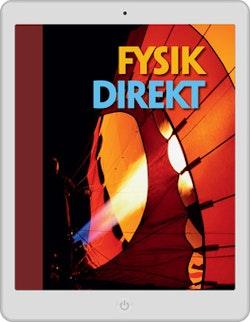 Fysik Direkt digital (lärarlicens) 1 år