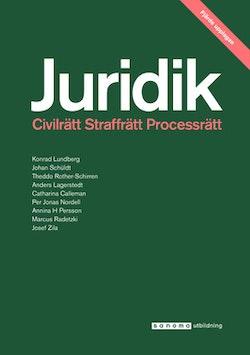 Juridik - civilrätt, straffrätt, process 4:e uppl.