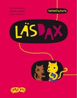 LäsDax förskoleklassen onlinebok (elevlicens) 6 månader