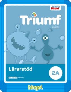 Matte Direkt Triumf 2A Lärarstöd Digital