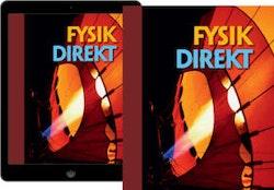 Fysik Direkt elevpaket 1 ex. Grundbok + 1 ex. digital elevlicens 1 år