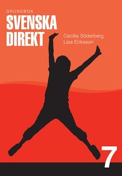 Svenska Direkt åk 7 Grundbok onlinebok Ny (elevlicens) 1 år