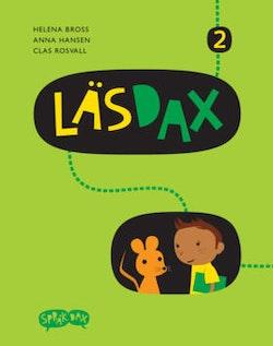 LäsDax 2 onlinebok Ny (lärarlicens) 1 år