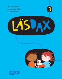 LäsDax 3 onlinebok Ny (lärarlicens) 1 år