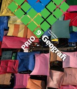 PRIO Geografi 9 onlinebok Ny (elevlicens) 1 år