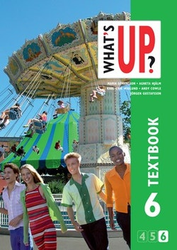 What's Up? 6 (4-6) Textbook onlinebok