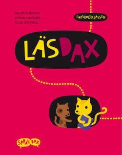 LäsDax förskoleklassen onlinebok Ny (elevlicens) 1 år
