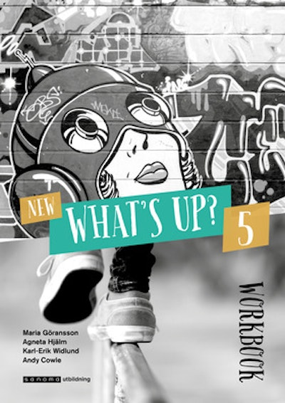 New What's Up? 5 Workbook
