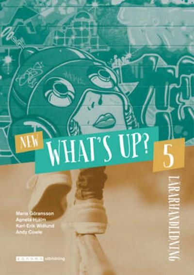 New What's Up? 5, Lärarhandledning