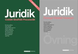 Juridik - civilrätt, straffrätt, processrätt Paket