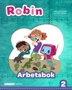 Robin åk 2 Arbetsbok