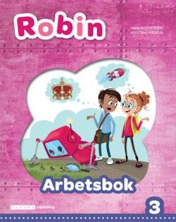 Robin åk 3 Arbetsbok