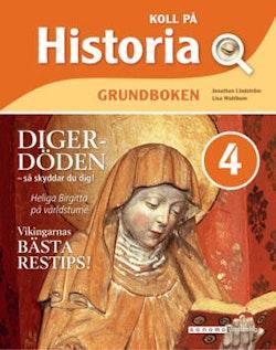 Koll på Historia 4 Grundbok