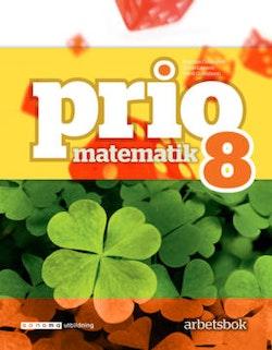 Prio Matematik 8 Arbetsbok
