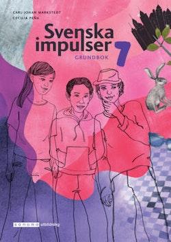 Svenska impulser 7 Grundbok