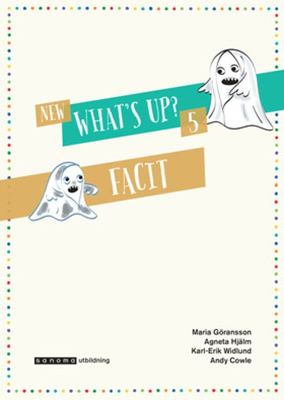 New What's Up? 5, Facit