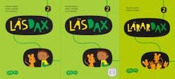 LäsDax 2 klasspkt, 25ex LäsDax,1ex digit,1ex Lärar