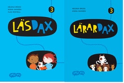 LäsDax 3 klasspkt, 25ex LäsDax,1ex digit,1ex Lärar