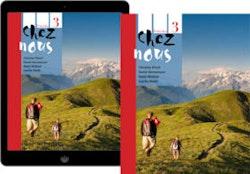 Chez nous 3 elevpaket : 1 ex Textbok, 1 ex digital elevlicens 1 år