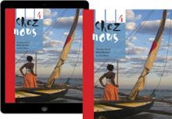 Chez nous 4 elevpaket : 1 ex Textbok, 1 ex digital elevlicens 1 år