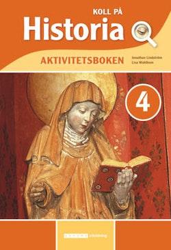 Koll på Historia 4 Aktivitetsbok