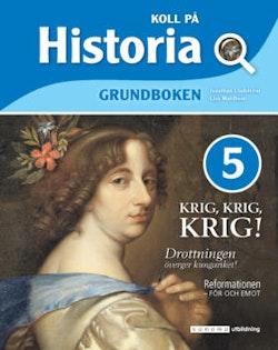 Koll på Historia 5 Grundbok upplaga 2