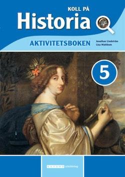 Koll på Historia 5 Aktivitetsbok upplaga 2