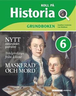 Koll på Historia 6 Grundbok upplaga 2