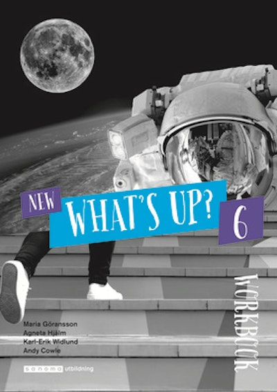 New What's Up? 6 Workbook