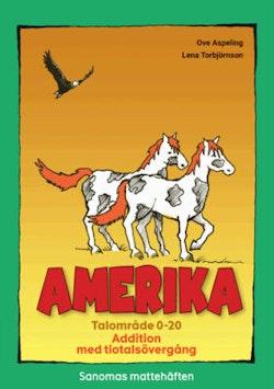 Amerika - Talområde 0-20 (5-pack)
