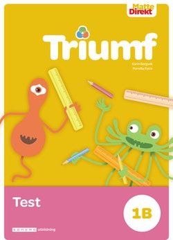 Matte Direkt Triumf 1B Test (5-pack)