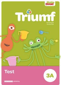 Matte Direkt Triumf 3A Test (5-pack)