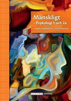 Mänskligt - Psykologi 1 och 2a onlinebok