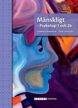 Mänskligt - Psykologi 1 och 2b onlinebok (elevlicens)