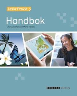 Lexia Provia Handbok online