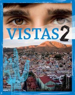 Vistas 2 Allt i ett-bok onlinebok (elevlicens)