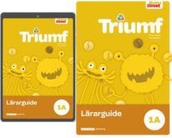 Matte Direkt Triumf 1A Lärarpaket, Guide tryckt + digital