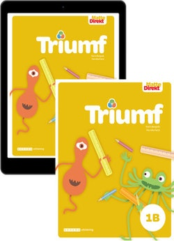 Matte Direkt Triumf 1B Lärarpaket, Guide tryckt + digital
