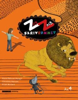 ZickZack 4 Skrivrummet Övningsbok, version 2