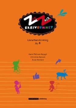 ZickZack 4 Skrivrummet Lärarhandledning, version 2