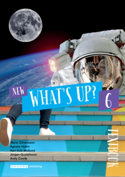 New What's Up? 6 Textbook onlinebok