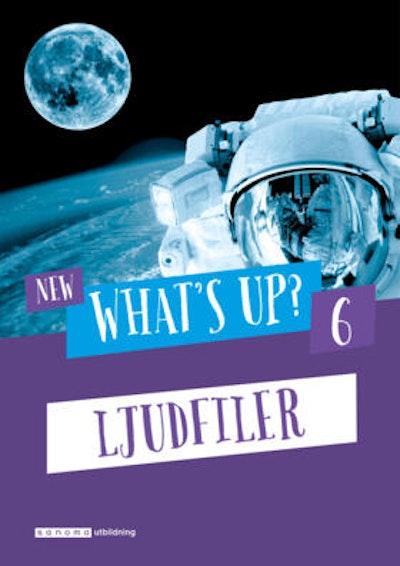 New What's Up? 6, Lärarens ljudfiler (mp3)