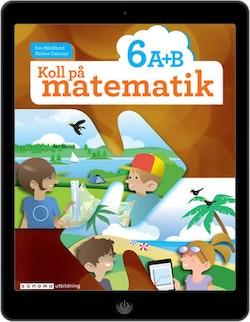 Koll på matematik 6A+6B digital (elevlicens)
