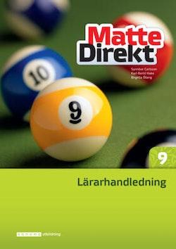 Matte Direkt 9 Lärarhandledning (pdf) upplaga 2