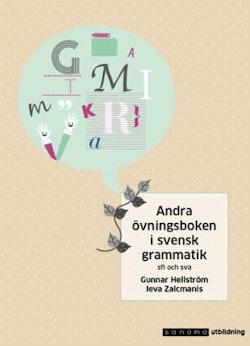 Andra övningsboken i svensk grammatik