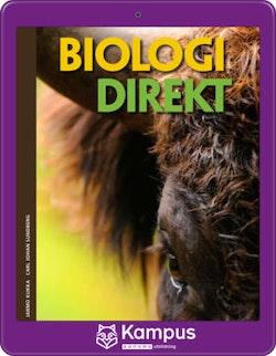 Biologi Direkt Digital (elevlicens)