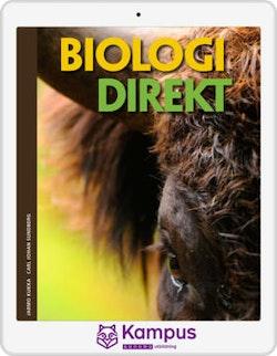 Biologi Direkt Digital (lärarlicens)